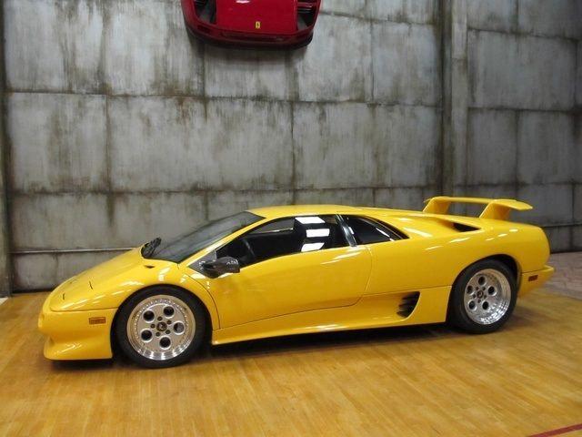 1991 Lamborghini Diablo First Generation Only 2900 Mi