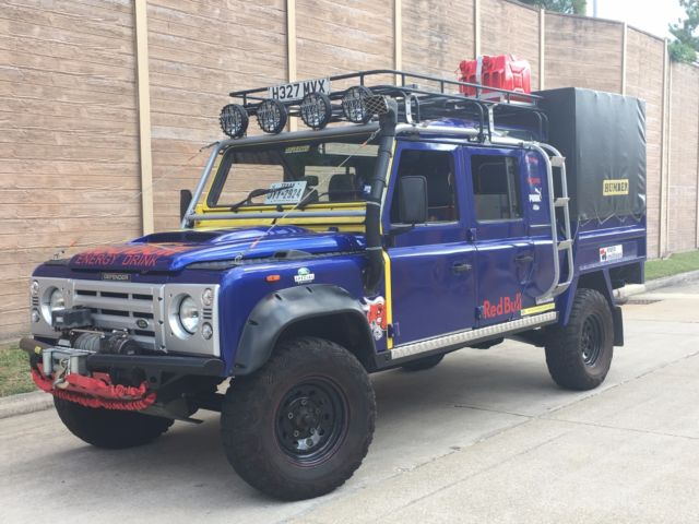 1991 Land Rover Defender 130 Extended