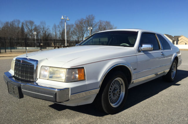 1991 Lincoln Mark Series