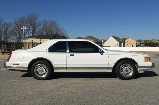 1991 lincoln mark vii bill blass edition coupe lsc mark 7 mark 8 mark viii for sale photos. Black Bedroom Furniture Sets. Home Design Ideas