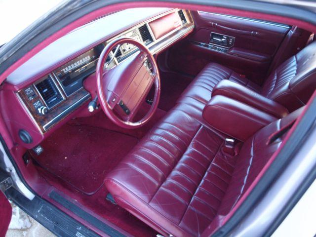 1991 Lincoln Town Car Executive