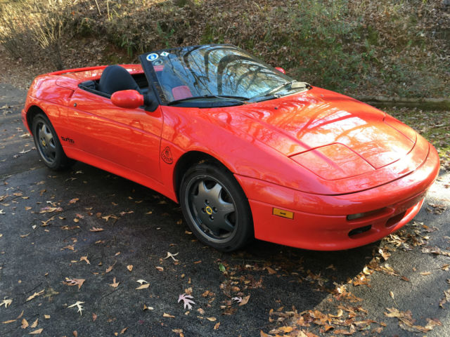 1991 Lotus Other Elan M100 SE