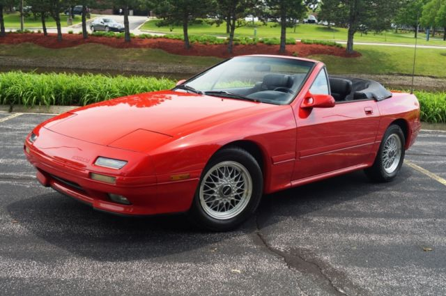 1991 Mazda RX-7 NICEST RX7 YOU WILL EVER FIND, MUST SEE!!