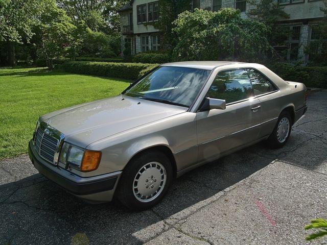 1991 mercedes 300ce 58k miles one owner florida car. Black Bedroom Furniture Sets. Home Design Ideas