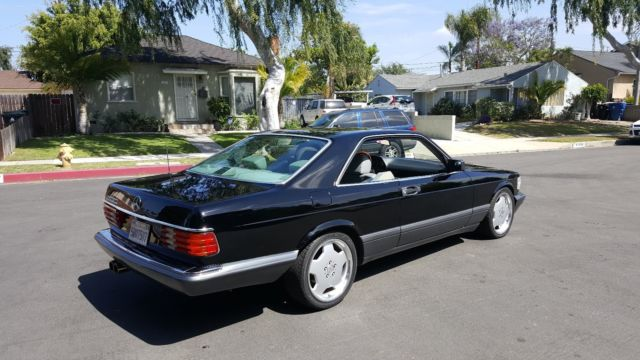 1991 mercedes 560 sec for sale photos technical for 1991 mercedes benz 560sec for sale