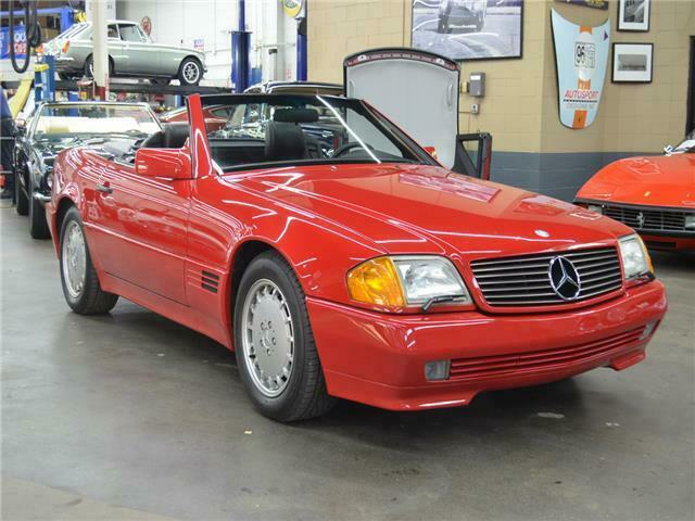 1991 Mercedes-Benz 300-Series 300SL