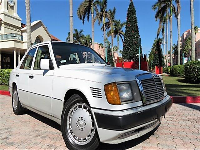 1991 Mercedes-Benz 300-Series 300D