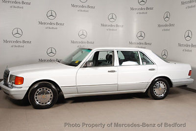 1991 Mercedes-Benz 500-Series 560 Series 4dr Sedan 560SEL