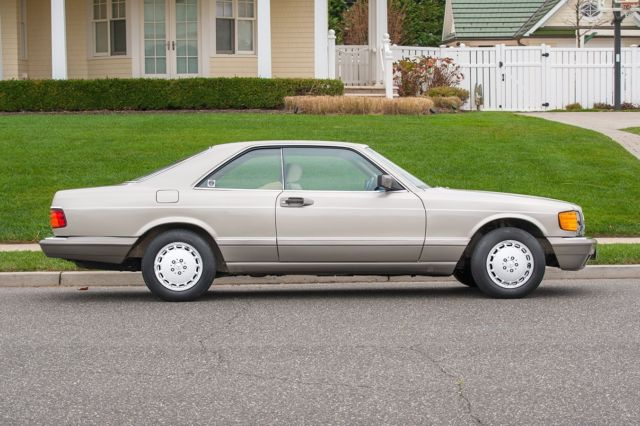 1991 mercedes benz 560sel base sedan 2 door for sale for Mercedes benz 2 door coupe for sale