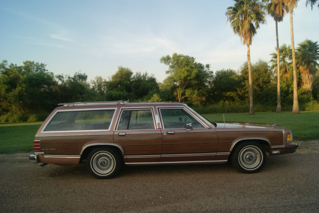 1991 Mercury Grand Marquis Colony Park