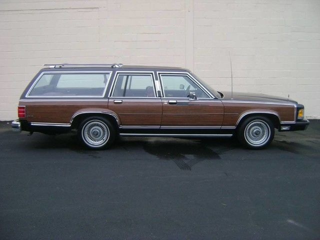 1991 Mercury Grand Marquis LS Wagon 4-Door