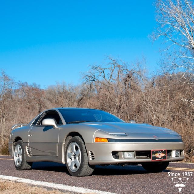 1991 Mitsubishi 3000GT 3000GT VR4 Twin Turbo