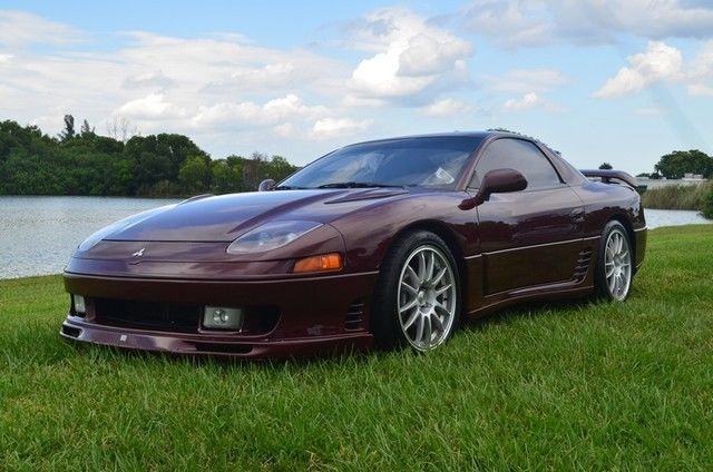 1991 Mitsubishi GTO 3000GT VR4 fully Custom 500+HP 93 Motor SHOWCAR CLEAN CARFAX for sale ...