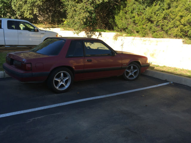 1991 Ford Mustang LX