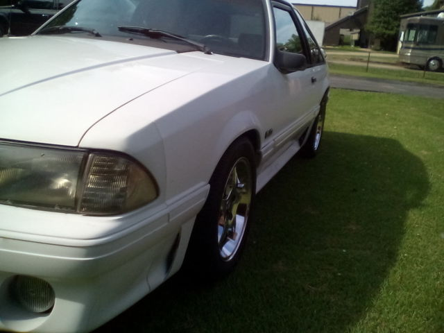 19910000 Ford Mustang gt