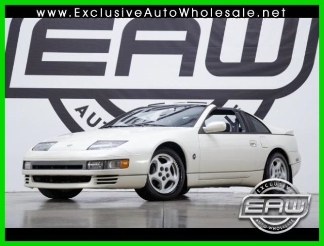 1991 Nissan 300ZX MINT CONDITION GARAGED 100% OF IT'S LIFE CLIMATE