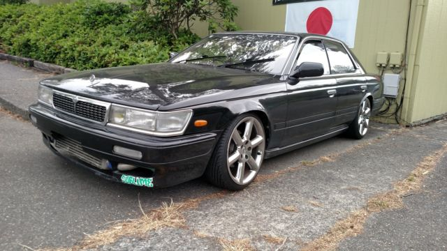 1991 Nissan Other