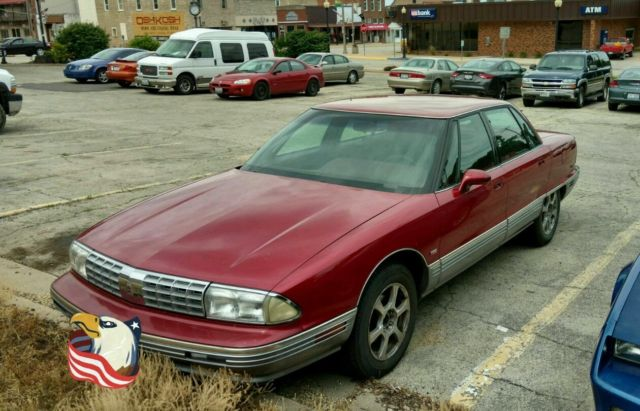 1991 Oldsmobile Ninety-Eight