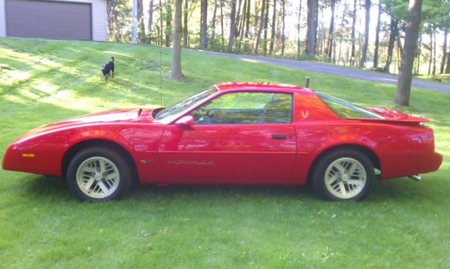 1991 pontiac firebird formula ws6 same to trans am iroc. Black Bedroom Furniture Sets. Home Design Ideas