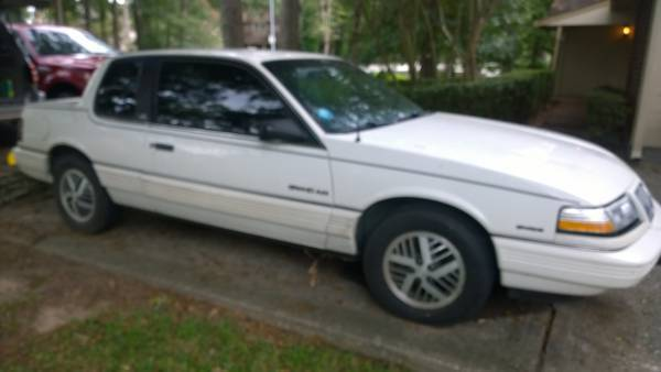 1991 pontiac grand am for sale photos technical specifications description topclassiccarsforsale com