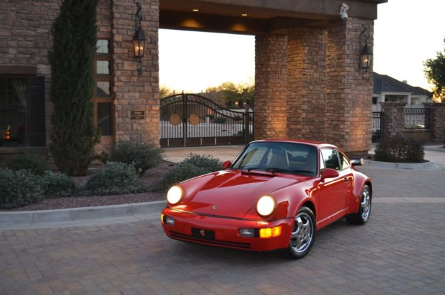 1991 Porsche Other 964 Turbo