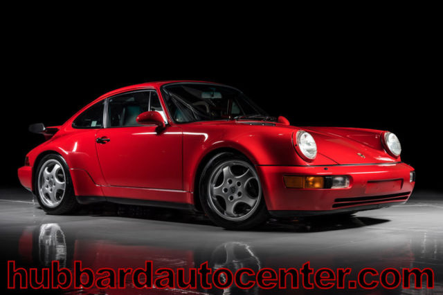 1991 Porsche 911 Extensive ownership documentation, Great history,