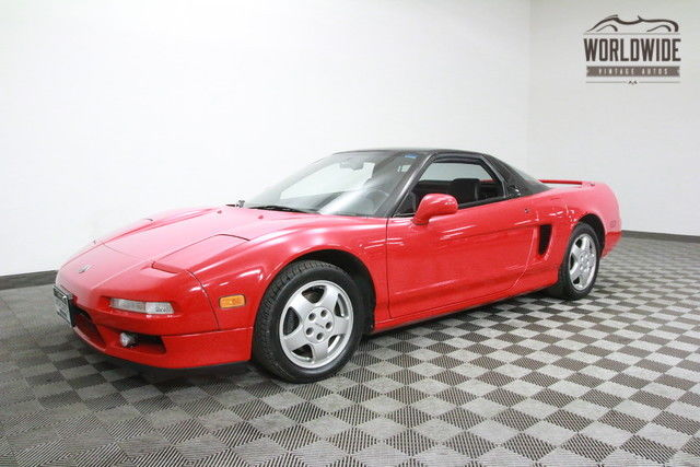 1991 Acura NSX RARE FIRST IMPORT 308! 68K Miles!