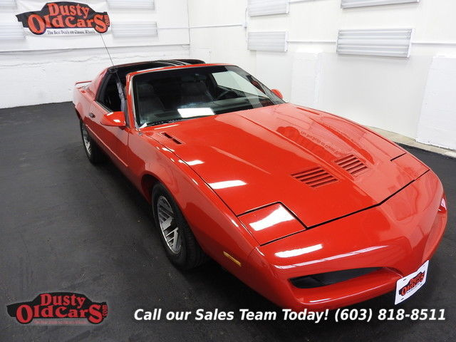 1991 Pontiac Firebird Runs Drives Body Int Vgood 5.0LV8 5 spd manual