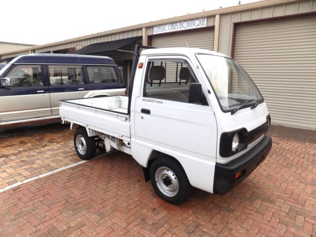 1991 Suzuki Carry Truck Pickup
