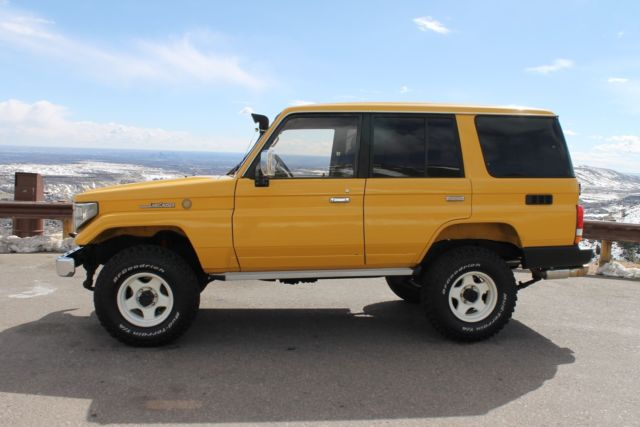 1991 toyota hzj77 land cruiser hzj73 fj60 fj62 hj61 hdj81 fj80 fzj80 fj40 bj70 for sale photos. Black Bedroom Furniture Sets. Home Design Ideas