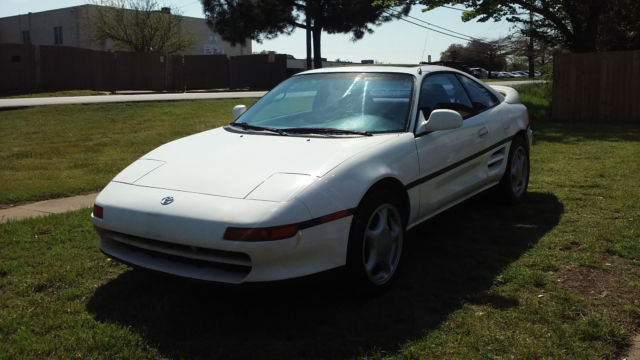 1991 Toyota MR2 Base coupe