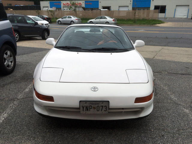 1991 Toyota MR2 T Top Coupe