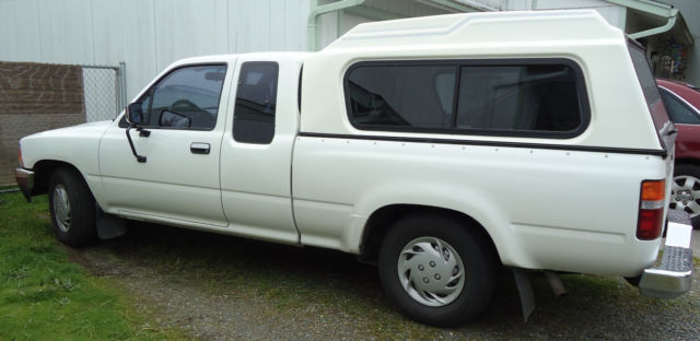 1991 Toyota Pickup Deluxe Extra Cab Long Bed for sale