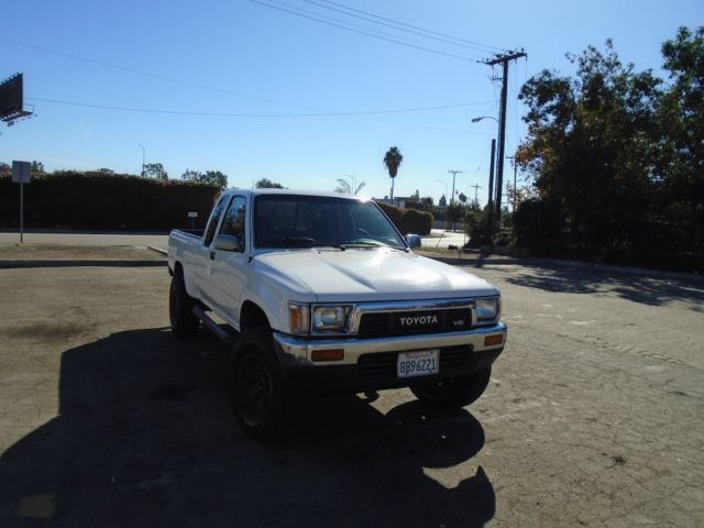 1991 Toyota Other SR5 Extended Cab Pickup 2-Door