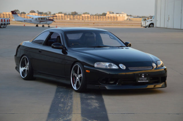 1991 Toyota Soarer For Sale in Long Beach California for sale