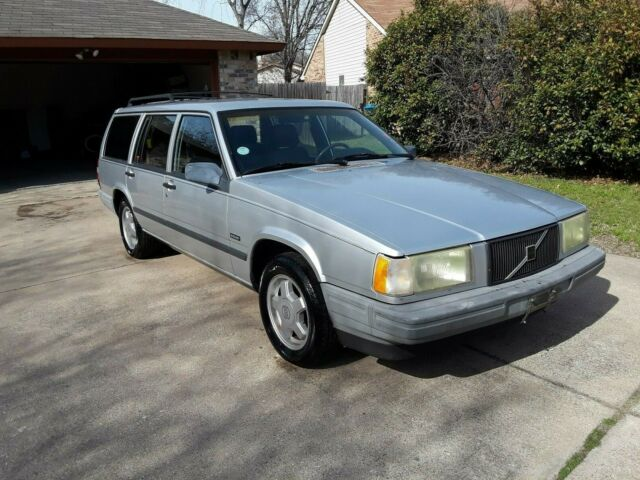 1991 Volvo 740 TURBO