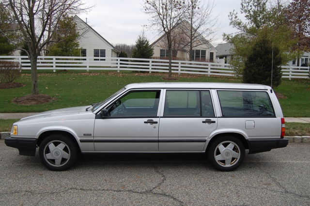 1991 Volvo 940 Turbo Wagon *Exceptional Condition* T/belt ...