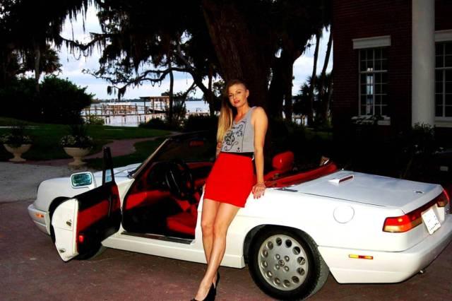 WhiteRed Alfa Romeo Spider Classic Speed Convertible Italian - 1991 alfa romeo spider for sale