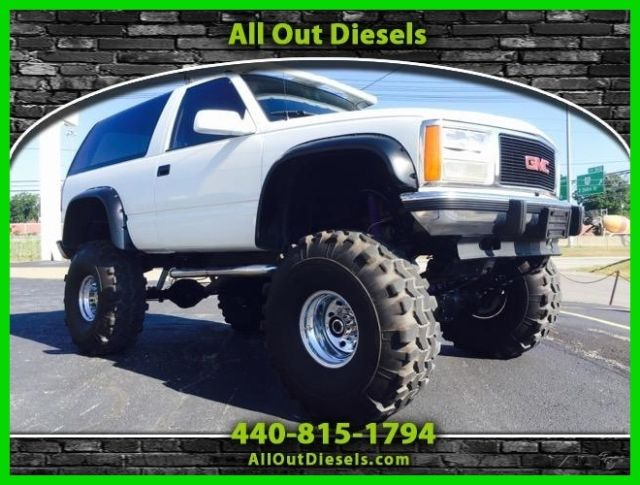 1992 2 Door 4wd Used 5 7l V8 16v Automatic Suv
