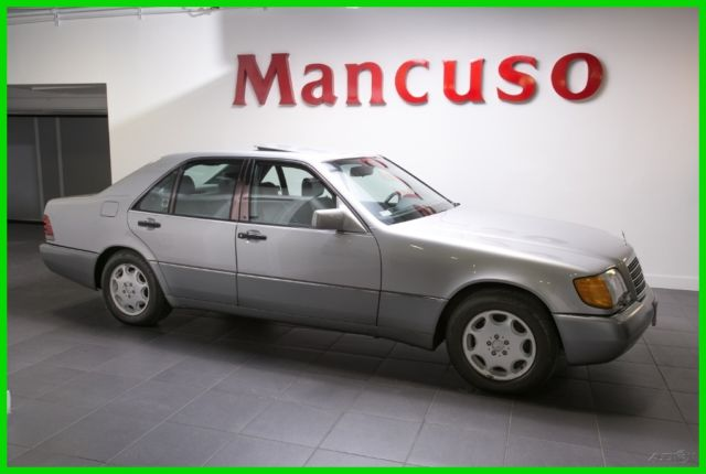 1992 Mercedes-Benz 400-Series 400SE