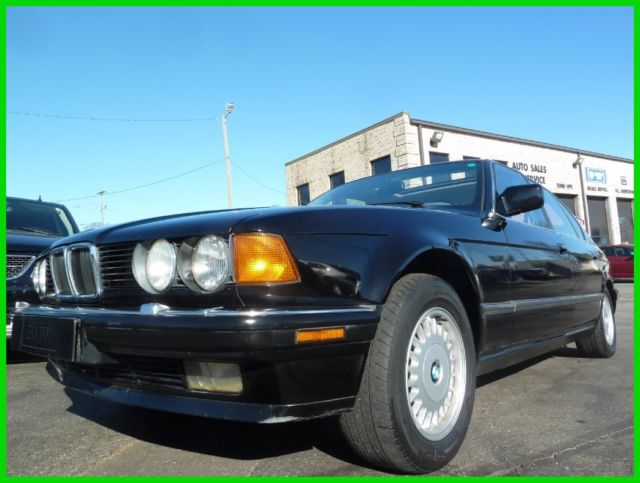 1992 BMW 7-Series 735iL