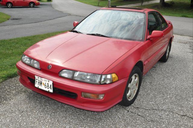 1992 Acura Integra GSR 17L