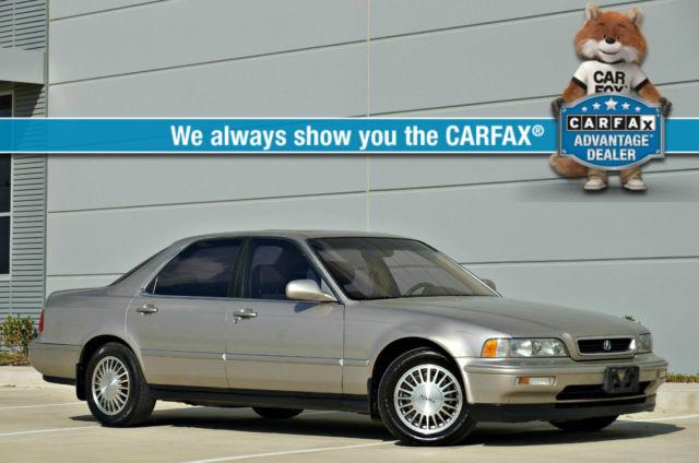 Acura Legend LS Sedan L NO RESERVE AUCTION TIMING BELT - Acura legend 1992 for sale