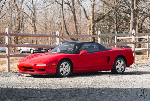 1992 Acura NSX Base Coupe 2-Door