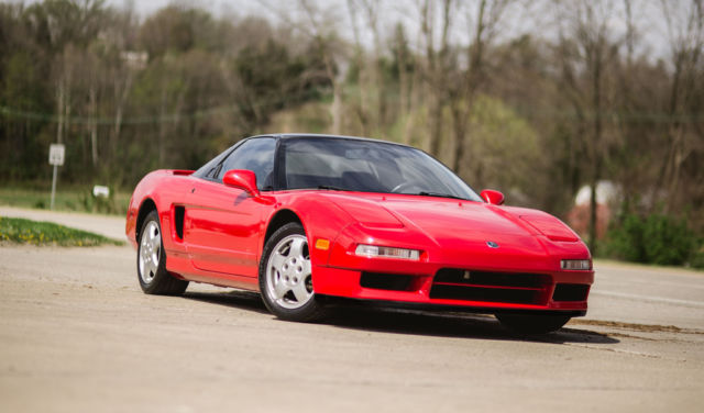 ACURA NSX ONLY K SPEED MANUAL OWNER AMAZING CONDITION - Acura nsx for sale by owner