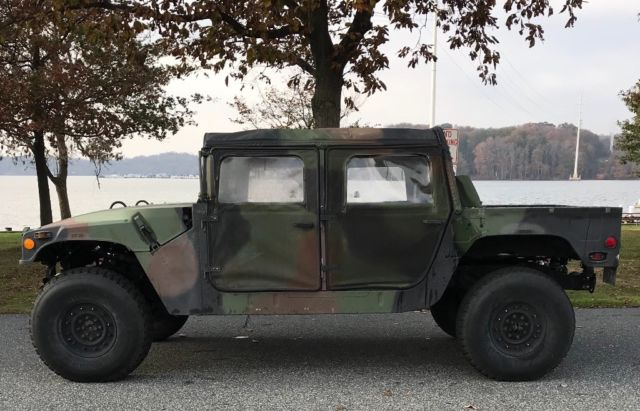 1980 Hummer Other M998