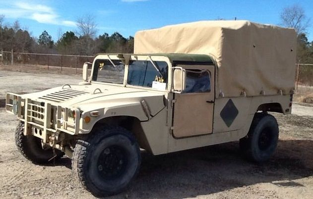 1992 Am General M998 Humvee Hmmwv Item 590556 For Sale Photos Rhtopclassiccarsforsale: Am General Wiring Diagram At Gmaili.net