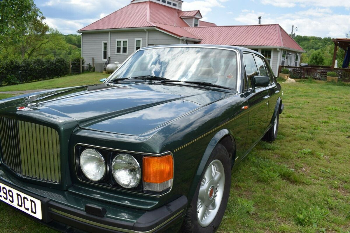 1992 Bentley Turbo R Leather