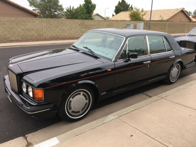 1992 Bentley Turbo R Base Sedan 4-Door