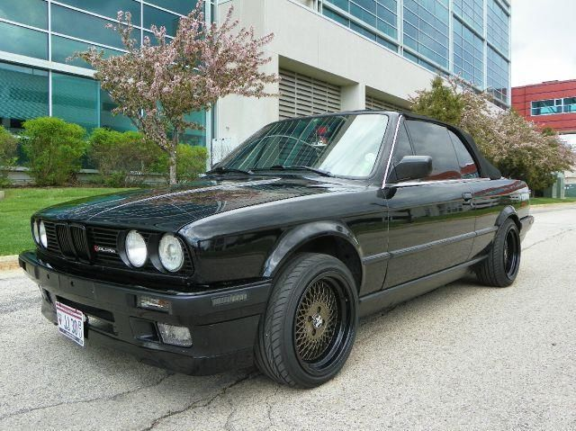 1992 BMW 3-Series 318i 2dr Convertible